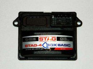 Комплект ГБО 4 поколение Basic